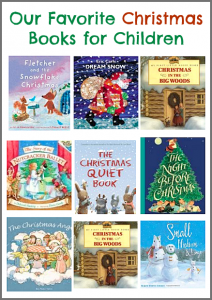 Our Favorite Christmas Books for Children~ Buggy and Buddy