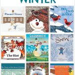 Our Favorite Winter Themed Children's Books