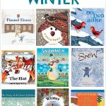 Our Favorite Winter Themed Children's Books