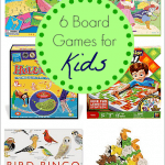 Our 6 Favorite Board Games for Kids