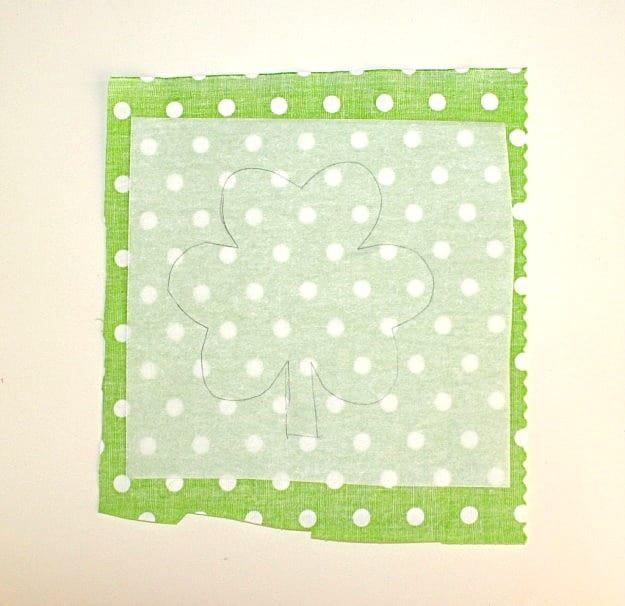 stick webbing to fabric
