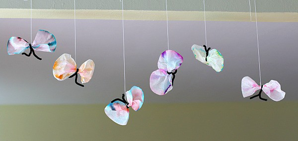 Science for Kids: Chromatography Butterflies