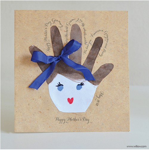 10 mother 39 s day crafts for kids to make buggy and buddy for Mothers day cards from preschoolers