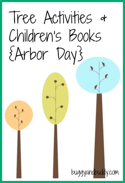 children s books about trees amp tree activities   buggy and