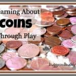 Math for Kids: Learning Coins Through Play {Free Printable}