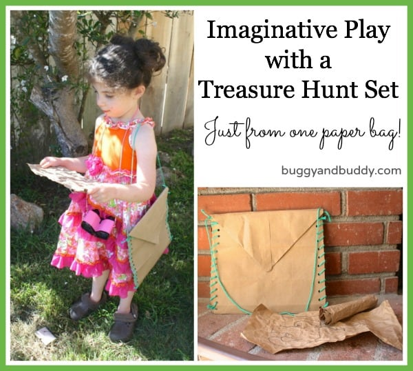 making a treasure hunt