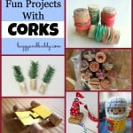 Crafts and Activities with Corks