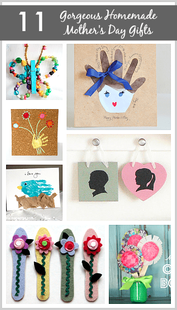 10 mother 39 s day crafts for kids to make buggy and buddy for Mothers day gifts for kids to make