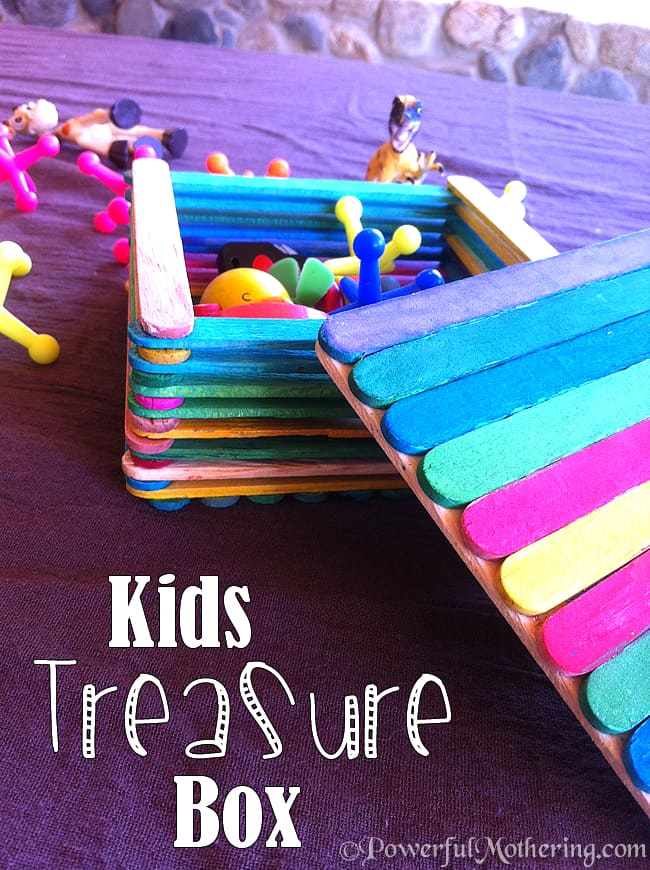 Kids-Treasure-Box-made-with-Popsicle-Sticks-side