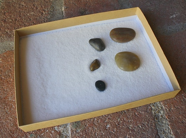 mini salt tray