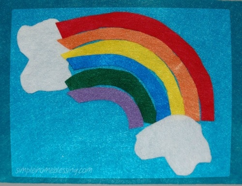 rainbow-felt-puzzle