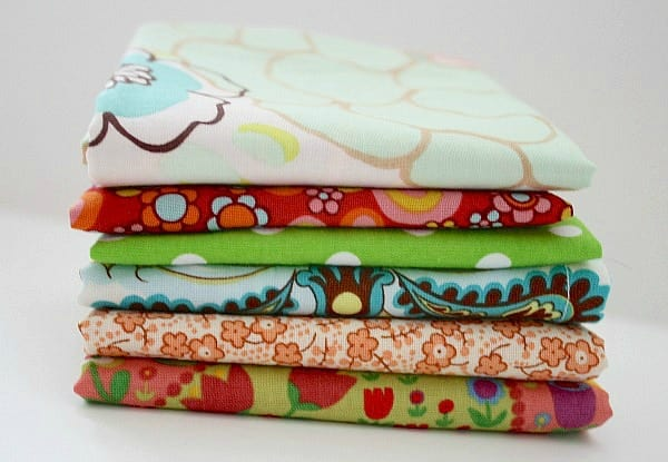 Back-to-School Craft: Make Cloth Napkins for Your Child's Lunch Box