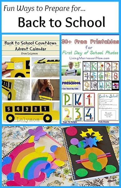 Back to School Features from Discover & Explore