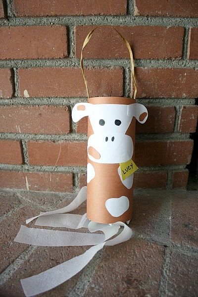 Farm Animals: Cow Windsock~ Buggy and Buddy