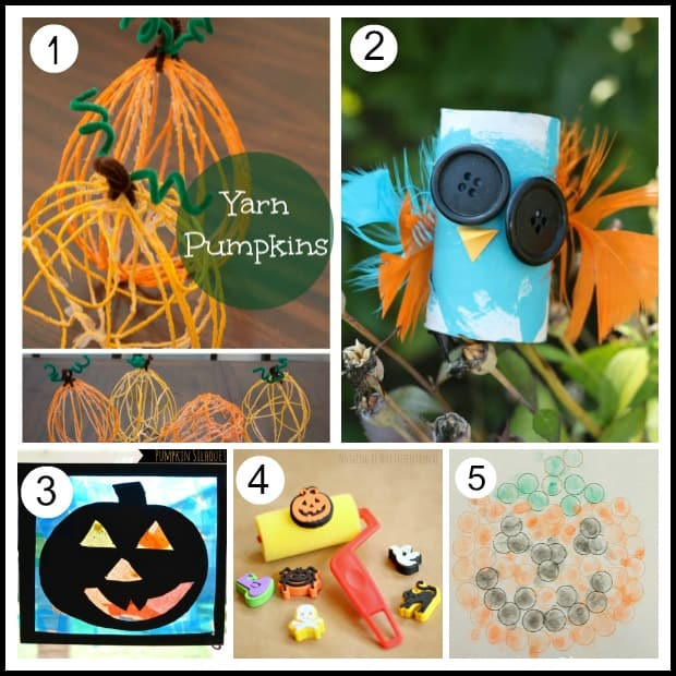 20 halloween art projects for kids to make buggy and buddy