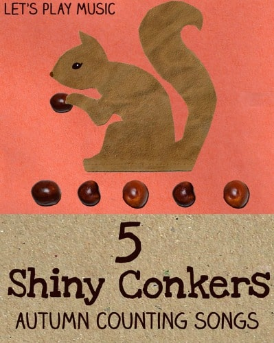 5 Shiny Conkers: Songs for Autumn