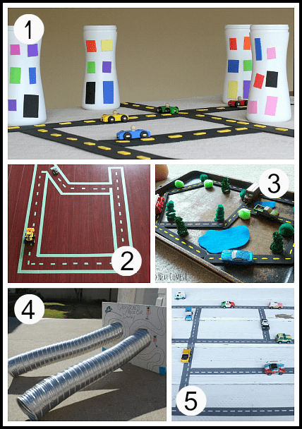 40 Toy Car Activities For Toddlers And Preschoolers