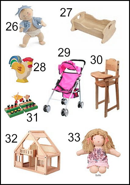 Toys to Inspire Creative Play
