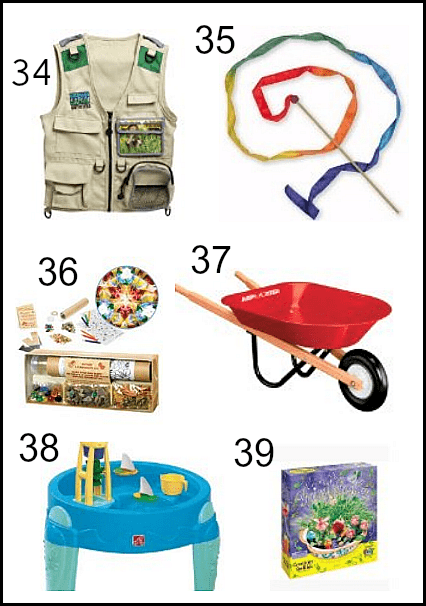Outdoor Toys for Creative Play