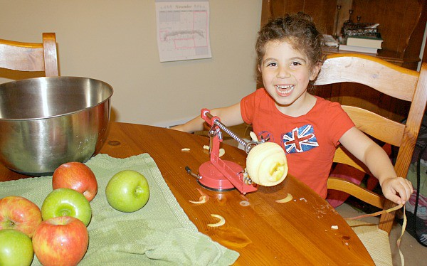 Homemade sugar-free applesauce recipe~ Buggy and Buddy