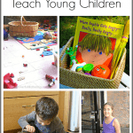 4 Important Life Skills to Teach Young Children