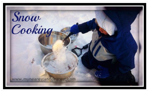 Snow Cooking