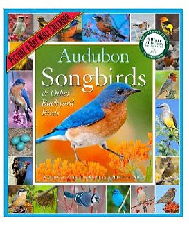 Audubon Songbirds Calendar