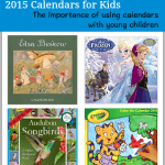 The Importance of Monthly Calendars for Young Children + 2015 Calendars for Kids! ~ BuggyandBuddy.com