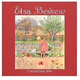 Elsa Beskow Calendar