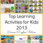 The Best Learning Activities for Kids of 2013