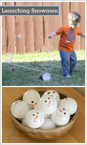 Simple Machine Science: Launching Ping Pong Balls with a Lever- BuggyandBuddy.com