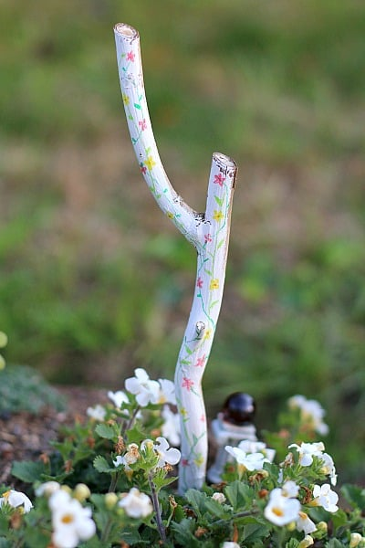 Art for Kids Using Sticks~ Buggy and Buddy