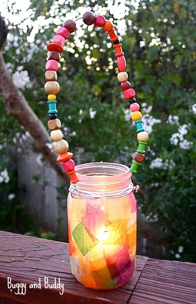 lantern craft for kids