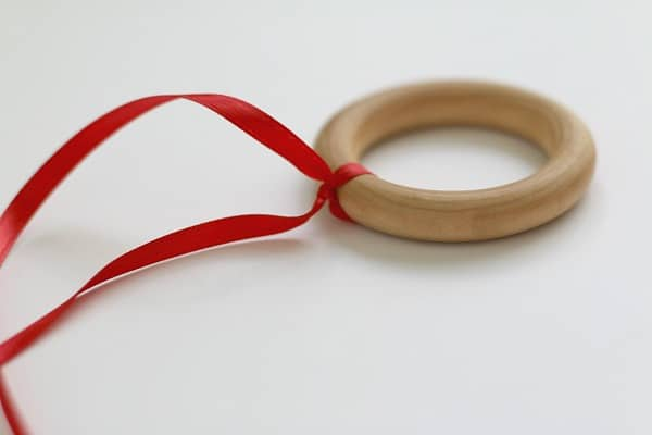 knot the ribbon