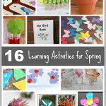16 Spring Themed Learning Activities for Kids
