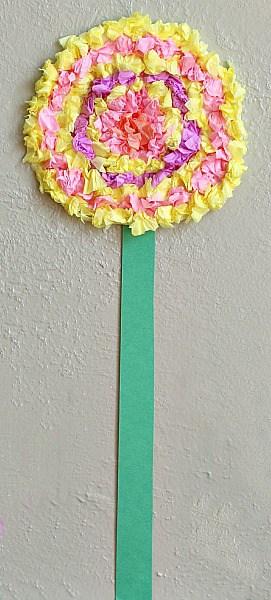 Flower crafts for kids textured tissue paper flowers buggy and buddy flower crafts for kids textured tissue paper flowers buggy and buddy mightylinksfo
