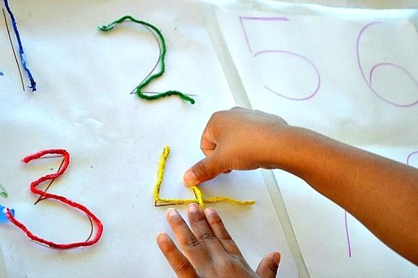 Sticky Yarn Learning