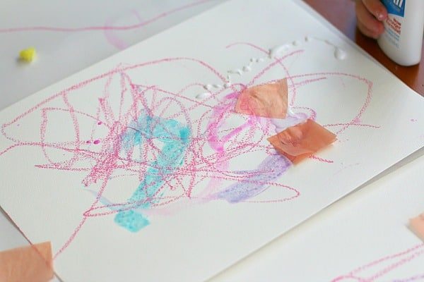 Art for Kids: An Invitation to Create with Spring Colors~ Buggy and Buddy