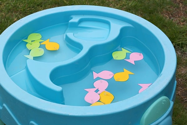 Fishing for numbers in the water table