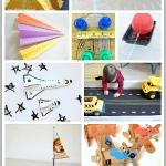 12+ Transportation Themed Homemade Toys