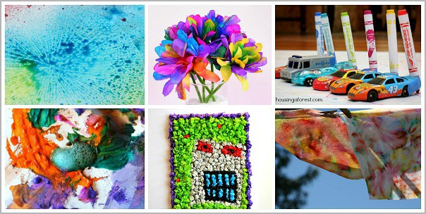 25 Cool Art Projects For Kids Buggy And Buddy