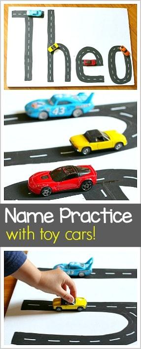 car name practice