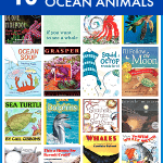 40 Children's Books about Ocean Animals