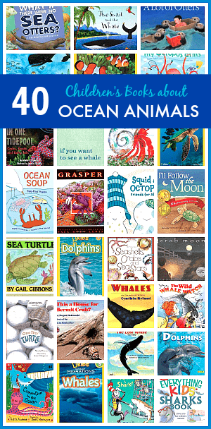 40 Children S Books About Ocean Animals Buggy And Buddy