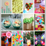 20+ Tissue Paper Art Projects for Kids