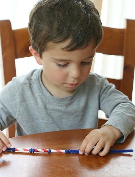 4th of July craft for younger children