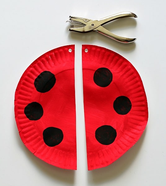 The Grouchy Ladybug Craft for Kids (with Free Printable ...