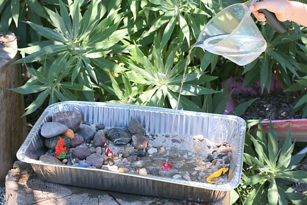 Tide Pool Science Experiment for Kids~ Buggy and Buddy