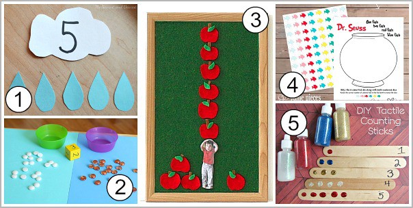 Math Games for Counting