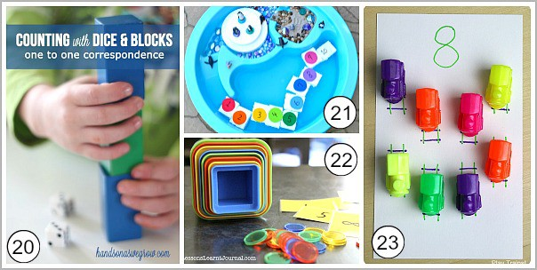 counting games for kids